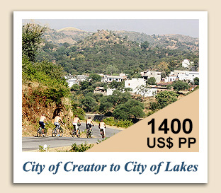 Cycling Tours : City of Creator to City of Lakes