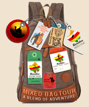 Mixed Bag Tour - All Inclusive Rajasthan Adventure Tour